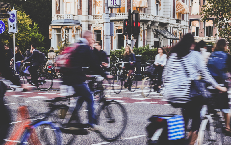 Why ambitious and successful cities are embracing the bike