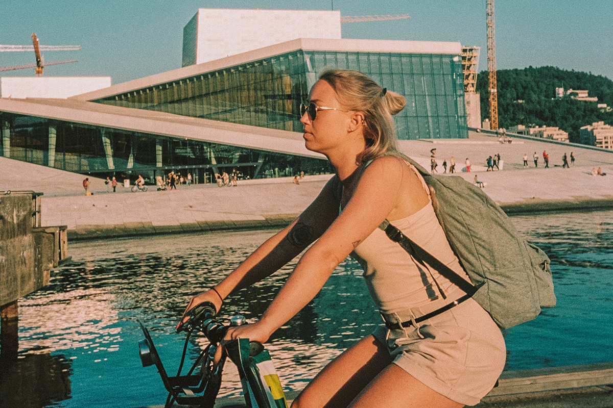 Oslo and Paris is banning cars from the city centre