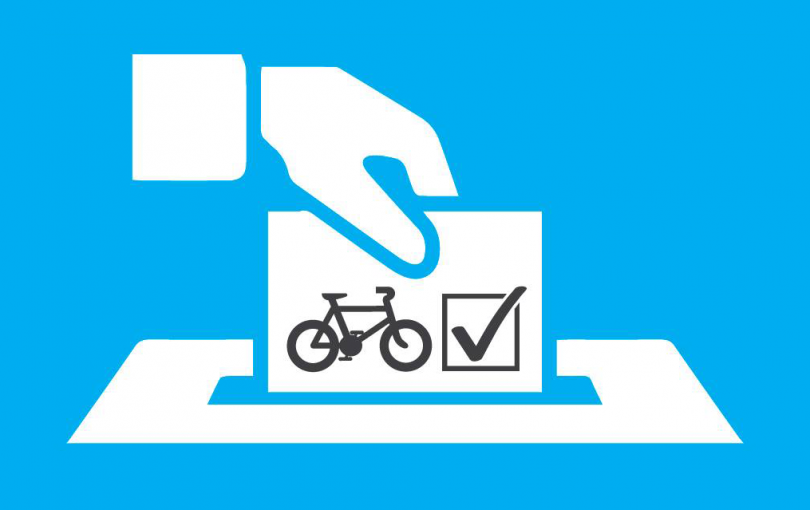 #IbikeIvote local elections limerick