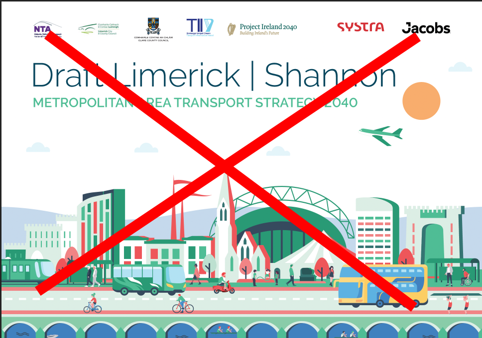 Limerick Cycling Campaign rejects LSMATS